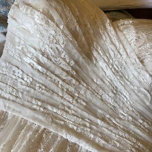 Anthropologie wedding dress Fresia size 6